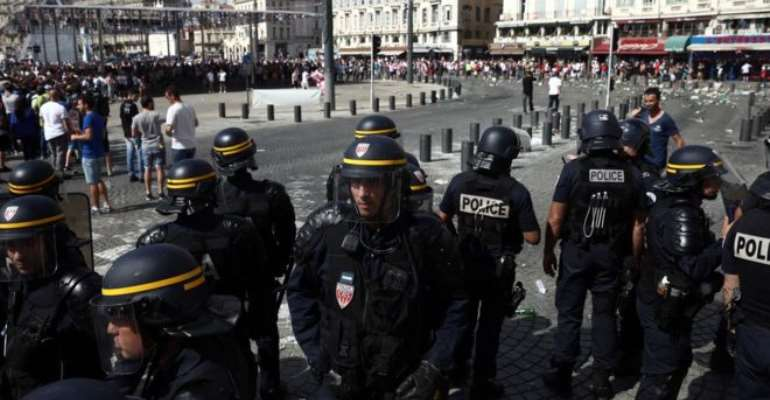 150 Russians 'behind' Euro 2016 violence – French prosecutors