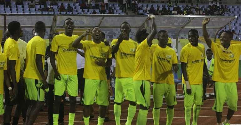 MTN FA Cup winners Bechem United plan post-season France tour