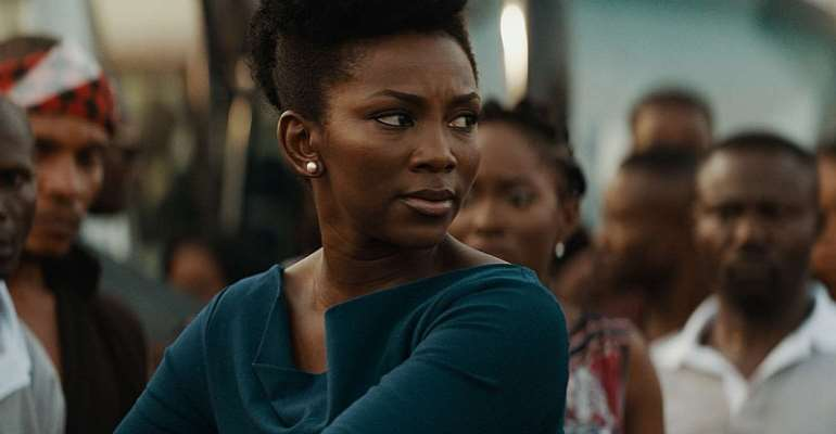 "Genevieve Nnaji's comedy ""Lionheart"" is Netflix's first original film from Nigeria"