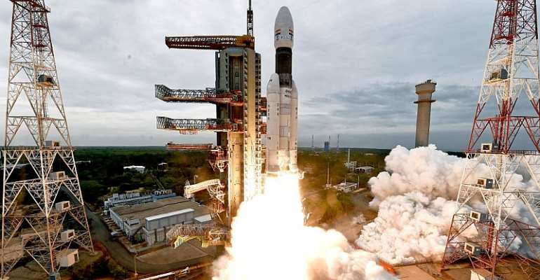 Indian Space Research Organisation/Handout via Reuters