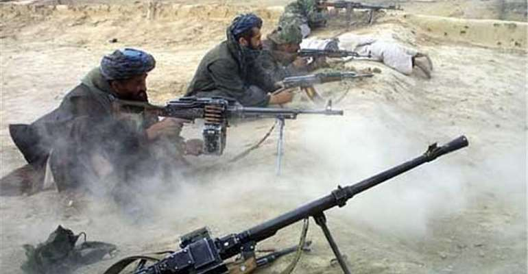 Taliban warn suspended peace talks will only hurt US