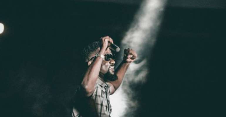 Africans abroad should come back home to help build the New Africa - Sarkodie
