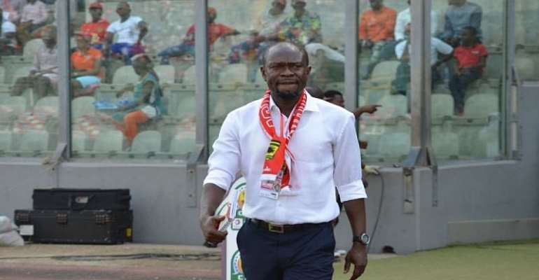 CK Akunnor Named New Guinea New Head Coach On A Three Year Deal - Reports