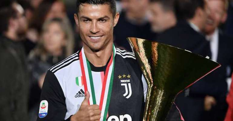 Cristiano Ronaldo Is Serie A's Highest Earner On 31m Euros Year