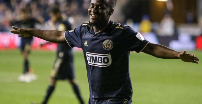 David Accam Is Highest Earning Ghanaian In MLS