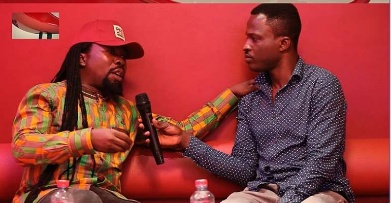 I am not disappointed in Sarkodie and Okyeame Kwame But...– Obrafour