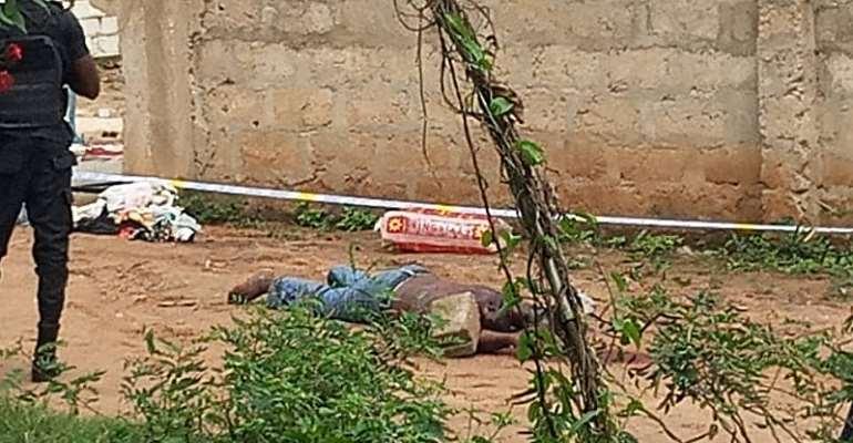 Residents Sing Praises Over Gomoa Akramang Gyaasehene Murder