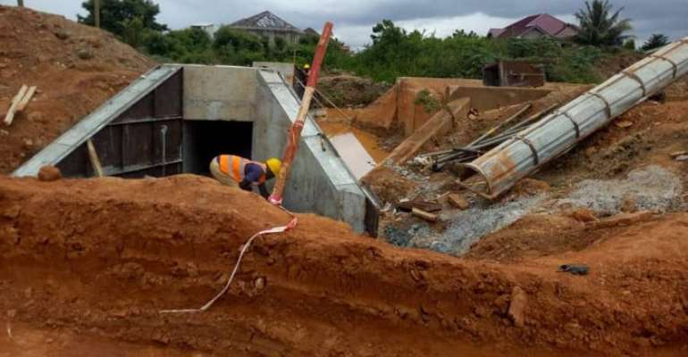 Afienya Zongo Residents Demand Underpass