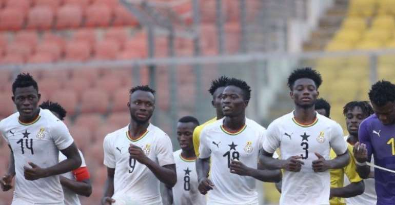 CAF U-23 Qualifiers: Ibrahim Tanko Name Strong Starting XI Against Algeria