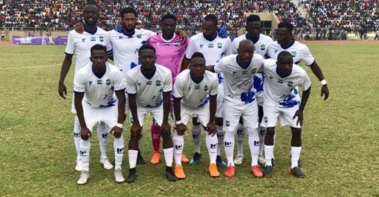 2022 World Cup Qualifiers: Liberia Edge Out Sellas Tetteh's Sierra Leone