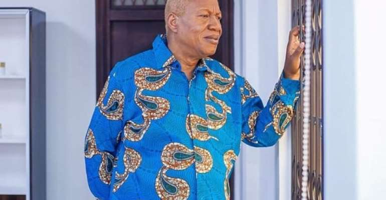 Ghanaians Yearning For Mahama – Alabi