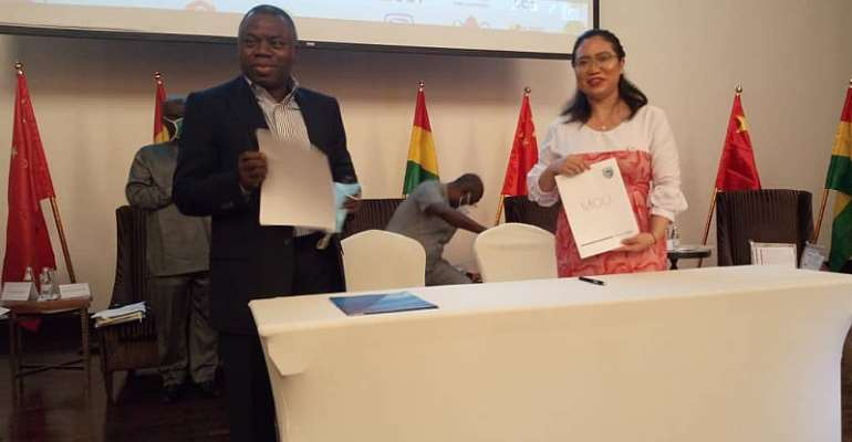 TIAST Group, Stanbic Bank Sign Deal To Provide Massive Boost For Cassava Industry