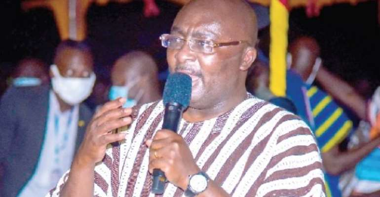 Bawumia Begins Two-Day Tour Of Upper East Region