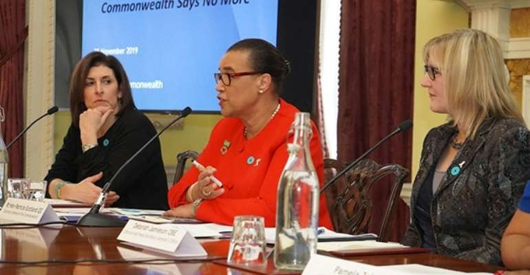 Commonwealth Secretariat And NO MORE Foundation Launch Campaign Against Domestic And Sexual Violence Across 54 Countries