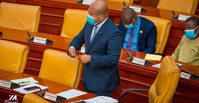 Gov't Shortchanging Ghanaians With Agyapa Deal – Ablakwa