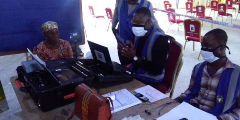 Allow Us Register For New Voters' ID Card, We Were Assured Of Special Arrangements – Repatriated Ghanaians To EC