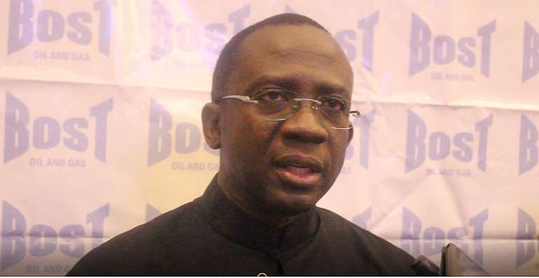 I Was Never Paid As MD Of TOR – Awuah-Darko