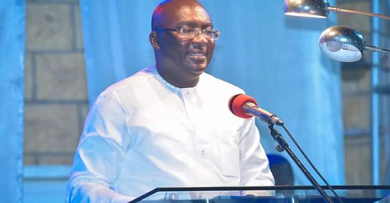 It's Only NPP That Brings Dev't To The Grassroots – Bawumia