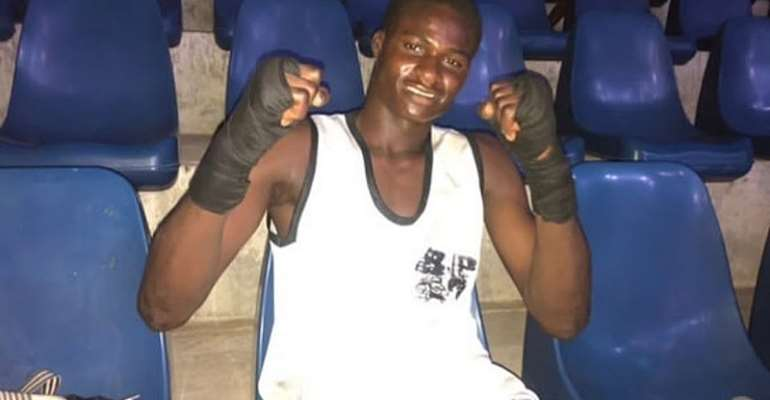 Amateur Boxing President Laments Lose Of Rising Star, John Commey