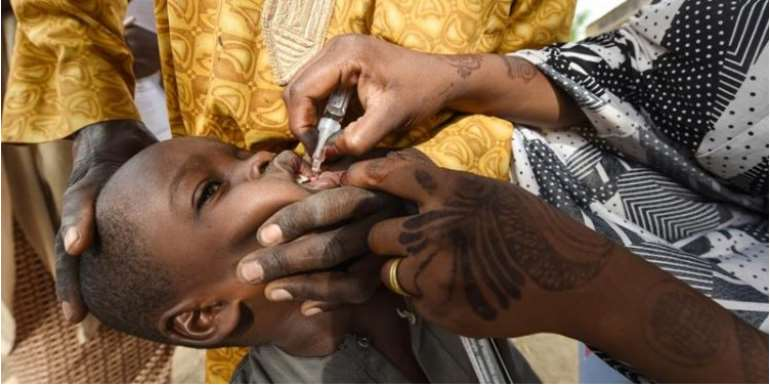 A/R: Six Districts Record Polio Cases