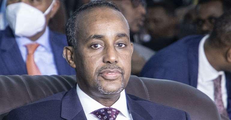 Abdirahman Yusuf AFP/File