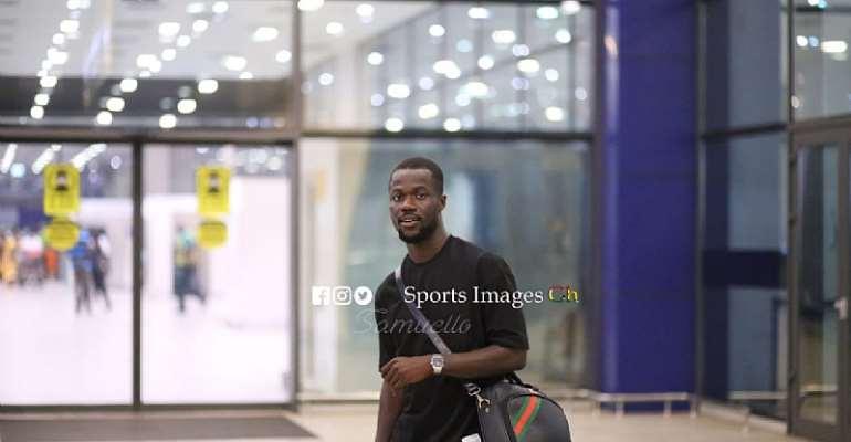 Midfielder Richard Boadu leaves Ghana for Serbia to hold trials with Partizan Belgrade