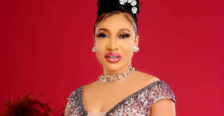 Check out actress Tonto Dike's sad letter to her mother who died 32 years ago