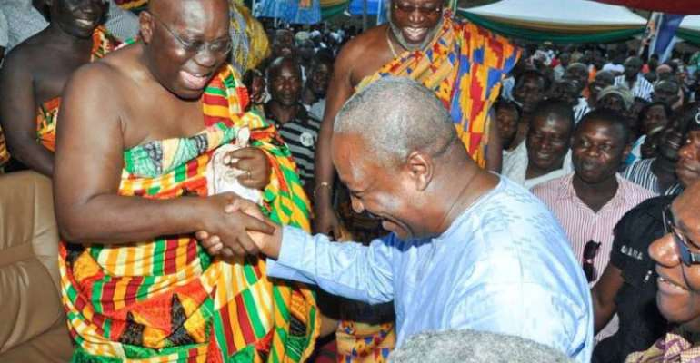 Talensi paramount chief urges peaceful campaigns ahead of polls