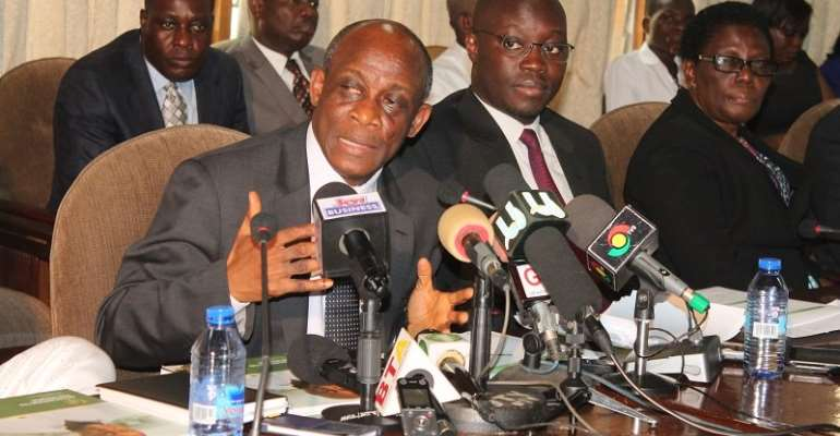 Bawumia's Use Of Selective Data Is To Make Gov't Unpopular – Terkper