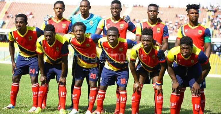 GPL REVIEW: All Stars lose top spot to Aduana, Hearts end slump