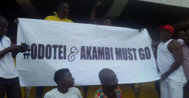 Ghana Premier League: Hearts of Oak stage demonstration against board members