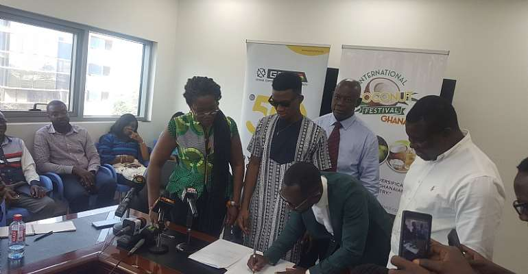 Accra To Host First International Coconut Festival