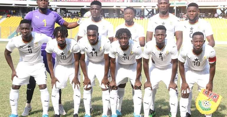 VIDEO: Ghana Tames Algeria In Sétif To Secure Qualification To U-23 AFCON