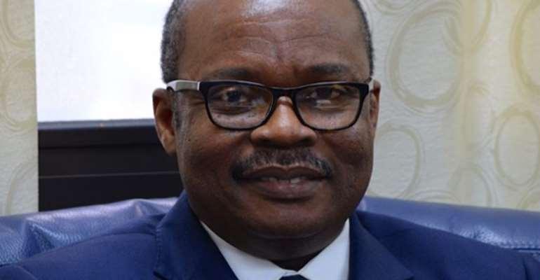 Dr. Ernest Addison – Governor of BoG