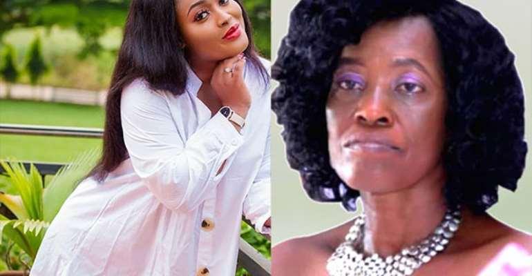 Abena Ghana and The late Madam Theresa Konamah