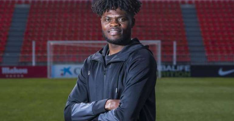 Thomas Partey Signs Four Ghanaian Players To His New Club