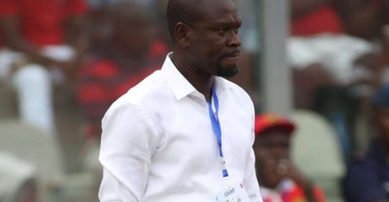 I Have Not Been Appointed As Guinea Head Coach - CK Akunnor