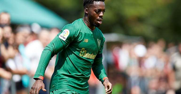 Inaki Williams Reveals Manchester United Talks Before Signing Nine Years Deal With Athletic Bilbao