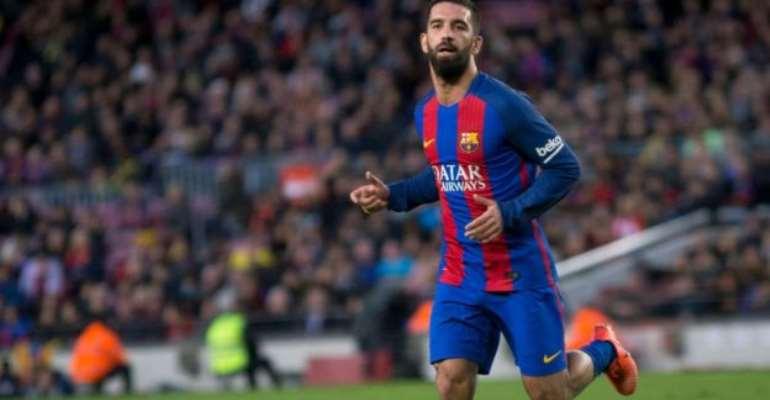 Arda Turan: Barcelona Player Gets Suspended Sentence For Firing Gun In Hospital