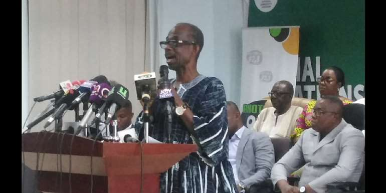 PDS Fiasco: NDC Demands Gov't Official Position On FTI Report