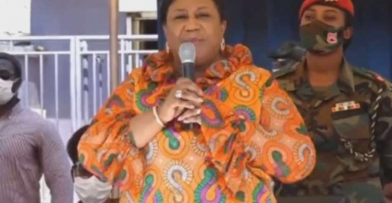 First Lady Garners Massive Support To Consolidate NPP's Electoral Gains