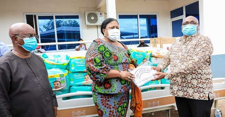 Prioritising The Health Of Women And Children: First Lady Rebecca Makes Strong Case