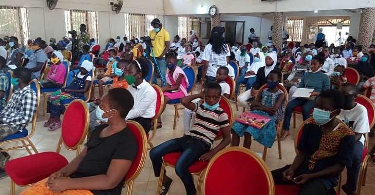 Three Thousand School Children Benefit From 2020 ReadCamp Program
