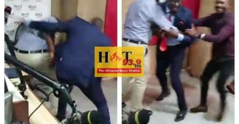 VIDEO:NPP Communicator Breaks Silence On GH₵ 50 'Fight' Saga