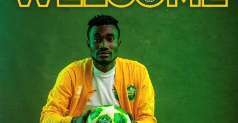 Dreams FC New Signing Agyenim Boateng Targets Winning GPL Goal King Award