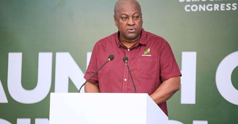 NDC Holland Commends NDC National Executives For Successful Manifesto Launch