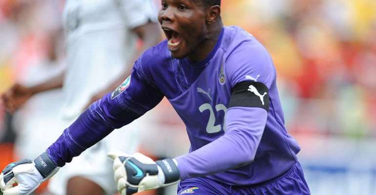 Richard Kingson Defends Why He Is The Best Goalkeeper In Ghana's History