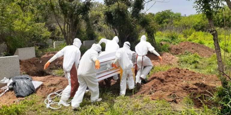 Ghana's Active Cases Now 836; Two More Die