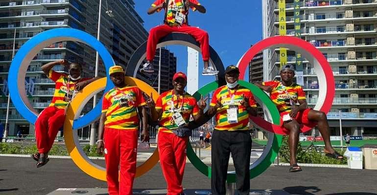 Coach Asare hails Black Bombers for saving Ghana Sports