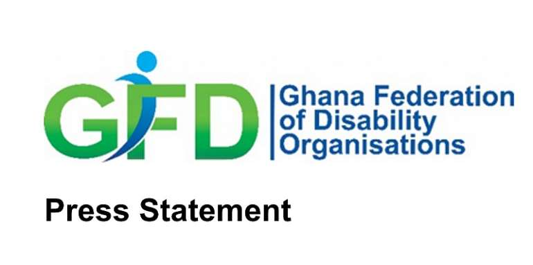 GFD calls on gov't to inaugurate governing body of national council on PWDs